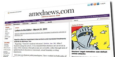 AmedNews-DrKruszewski-Opinion-NeedForEffectiveImpairmentIntervention